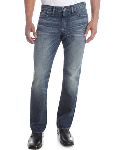 Lucky Brand Men's 361 Vintage Straight-Fit Jeans - Jeans - Men ...