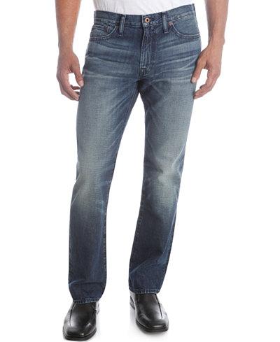 Lucky Brand Men's 361 Vintage Straight-Fit Jeans - Jeans - Men ...