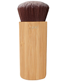 tarte swirl power contour & bronzer brush
