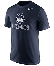 Nike Men's Connecticut Huskies Logo T-Shirt