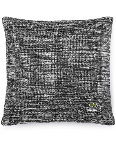 CLOSEOUT! Lacoste Home Chunk Knit Space Dye 18