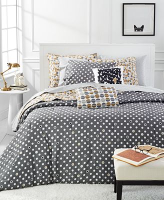 Whim by Martha Stewart Collection Pop Dot 5-Pc. Duvet Set, Only at Macy's