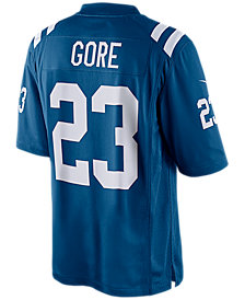 Nike Men's Frank Gore Indianapolis Colts Game Jersey
