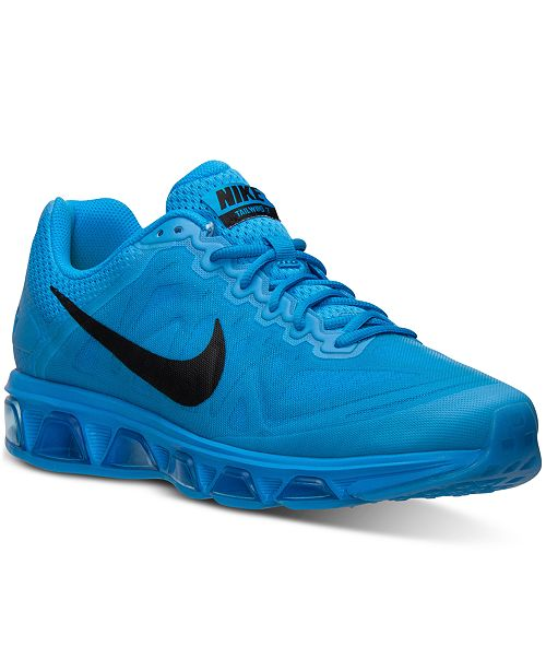 buy popular 9577f d3ef4 Nike Men s Air Max Tailwind 7 Running Sneakers from Finish Line ...
