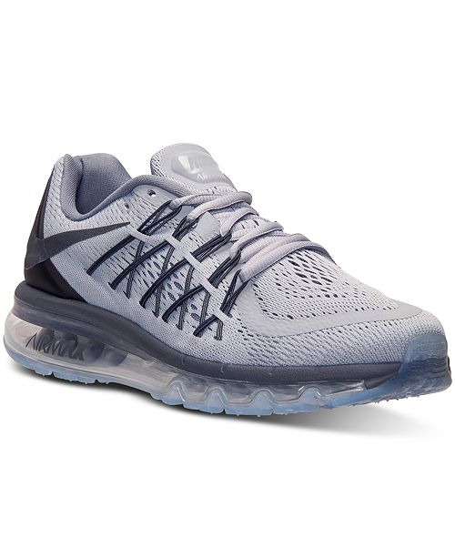 cheap for discount f2b50 a32e2 ... Nike Men s Air Max 2015 Running Sneakers from Finish Line ...