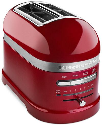 Kitchenaid Pro Line 174 Kmt2203 2 Slice Toaster Electrics