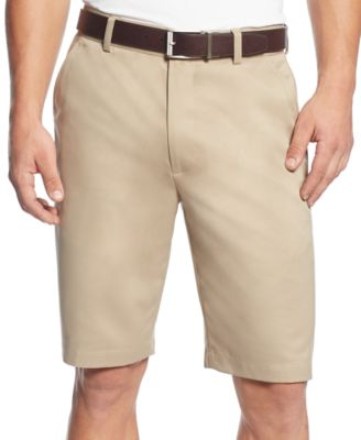 Image of Greg Norman for Tasso Elba Men's Microfiber Golf Shorts