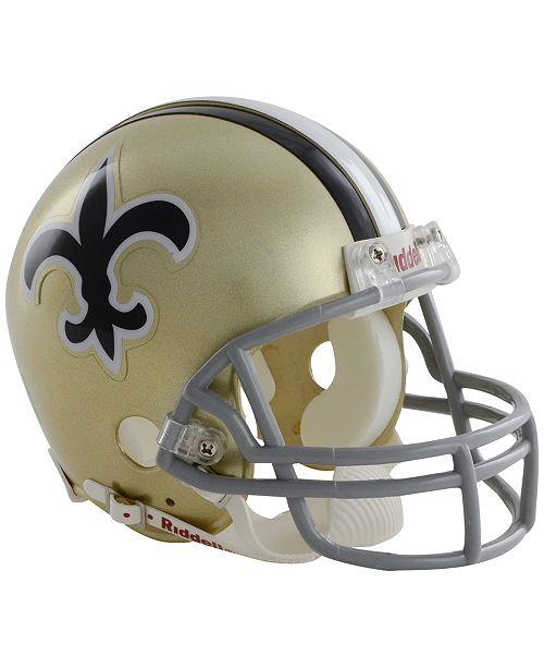 Riddell New Orleans Saints Mini Helmet