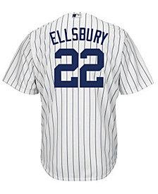 Majestic Kids' Jacoby Ellsbury New York Yankees Replica Jersey, Big Boys (8-20)