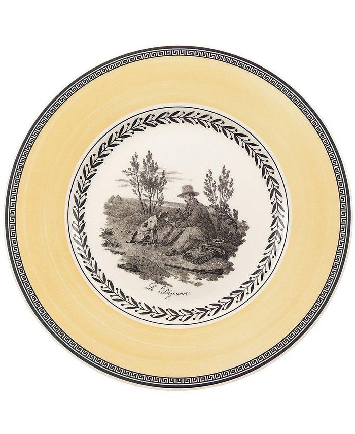 "Villeroy & Boch - ""Audun"" Salad Plate"