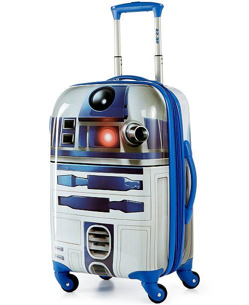 Star Wars R2D2 21 Hardside Spinner Suitcase