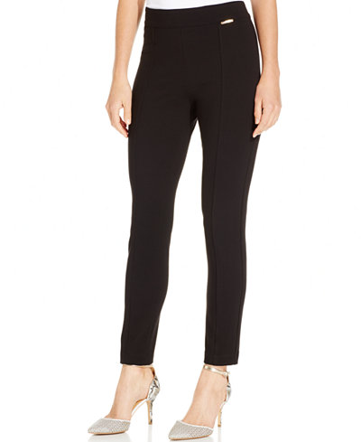 Anne Klein Skinny Compression Pants
