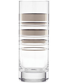 kate spade new york Hampton Street Platinum Vase