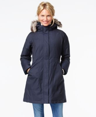 The North Face Arctic Down Parka - Jackets - Women - Macy's