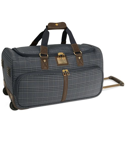 Weatherproof Vintage CLOSEOUT! 60% OFF Weatherproof Beacon Rolling City Bag, Created for Macy's