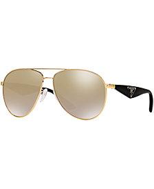 Prada Sunglasses, PRADA PR 53QS 60