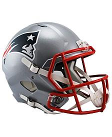 New England Patriots Speed Replica Helmet