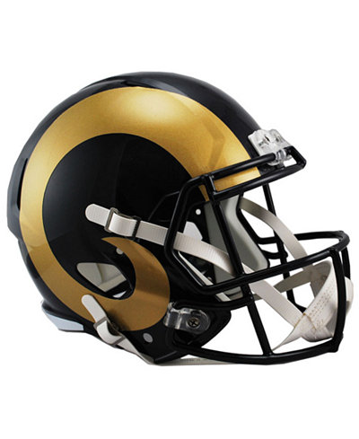 Riddell Los Angeles Rams Speed Replica Helmet