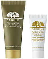 Receive a FREE Plantscription Duo with $45 Origins Purchase!