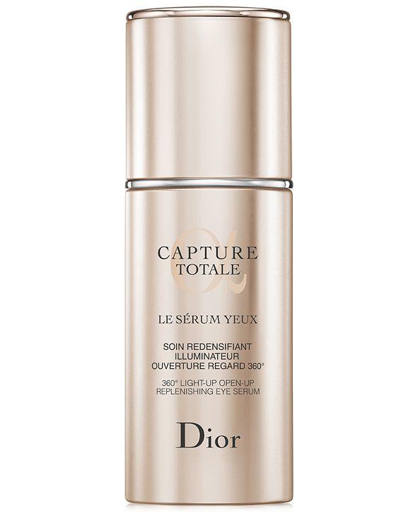 Dior Capture Totale Eye Serum & Reviews - Skin Care ...