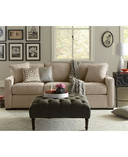 Fantastic Radley 62 Fabric Loveseat Created For Macys Forskolin Free Trial Chair Design Images Forskolin Free Trialorg