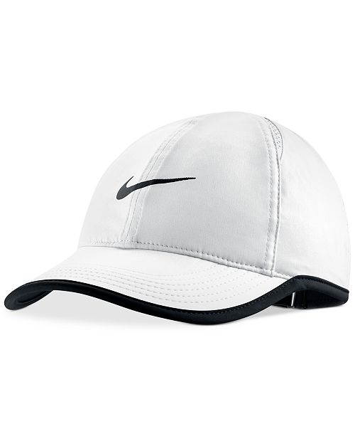 c2e06153 Nike Featherlight Cap & Reviews - Women's Brands - Women - Macy's