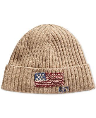 Polo Ralph Lauren Flag Hat Hats Gloves Scarves Men Macy S