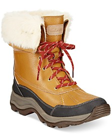 """Glick Clarmont"" Cold Weather Boots"
