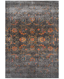 "CLOSEOUT! Dalyn Sultan Prens Charcoal 7'10"" x 10'7"" Area Rug"