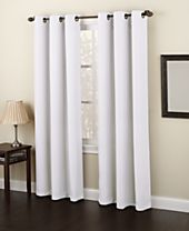 Lichtenberg Montego Casual Grommet Curtain Panel Collection