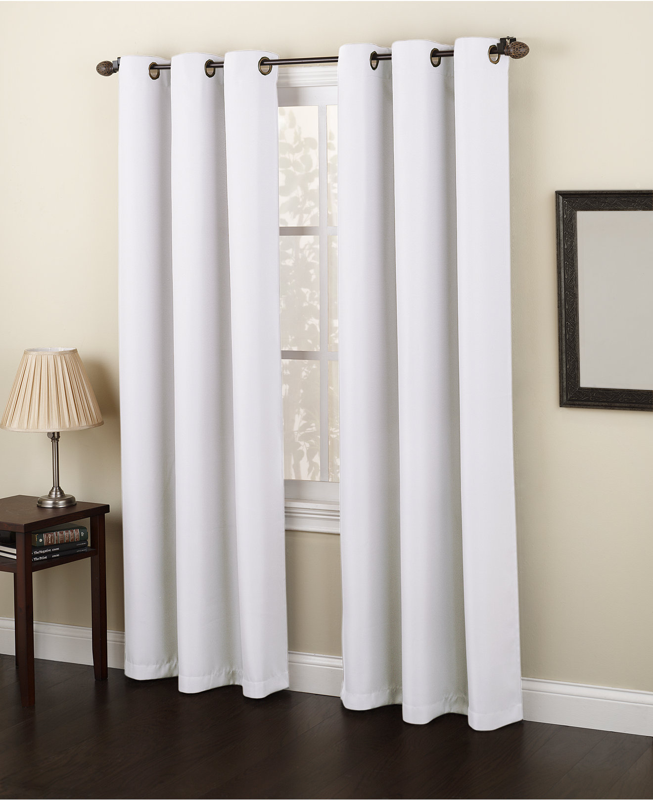 Macys Curtains For Living Room Lichtenberg Montego Casual Grommet Curtain Panel Collection Macys