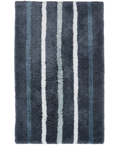 Hotel Collection 30 X 50 Contrast Stripe Rug Only At Macy 39 S Bath Rugs Bath Mats Bed