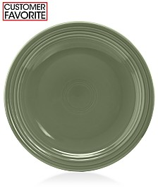 "CLOSEOUT! Fiesta Sage 9"" Luncheon Plate"