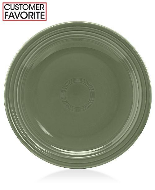 "Fiesta CLOSEOUT! Sage 9"" Luncheon Plate"