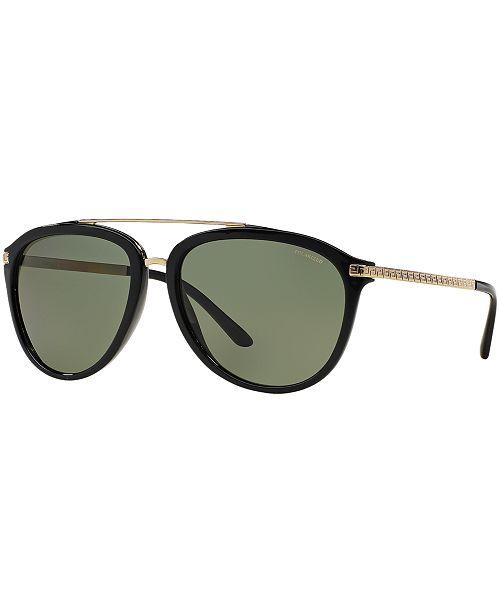 Versace Polarized Sunglasses, VE4299