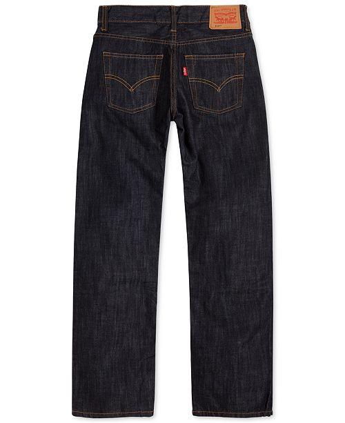 Levis 514 Straight Fit Jeans Big Boys Husky Jeans Kids Macys