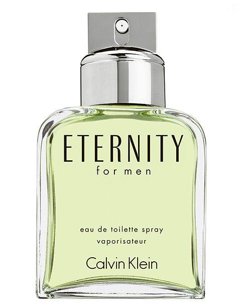 4619d4f4d4 Calvin Klein ETERNITY Eau de Toilette Fragrance Collection & Reviews ...