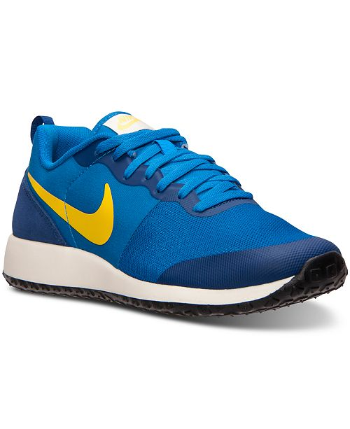 new styles f0151 b17f7 ... Nike Men s Elite Shinsen Casual Sneakers from Finish ...