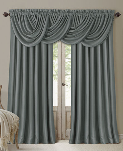 Elrene All Seasons Faux Silk Blackout Window Panel Collection - Elrene All Seasons Faux Silk Blackout Window Panel Collection