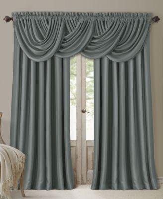 elrene all seasons faux silk blackout window panel collection macyu0027s