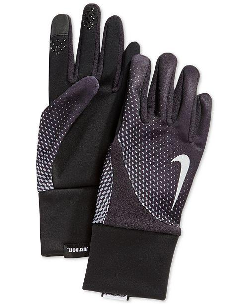 dc4033544224 Nike Men s Element Thermal 2.0 Run Gloves   Reviews - Hats