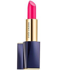 Estée Lauder Pure Color Envy Velvet Matte Sculpting Lipstick, 0.12-oz.