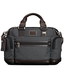 Tumi Alpha Bravo Brooks Slim Briefcase