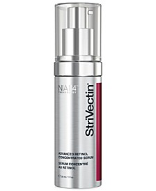 Advanced Retinol Concentrated Serum, 1 oz