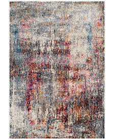 "CLOSEOUT! Dalyn Modern Abstracts Echo Multi 3'3"" x 5'1"" Area Rug"