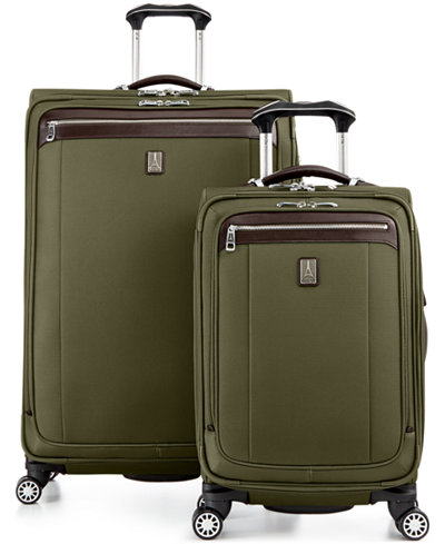 Travelpro Platinum Magna 2 Luggage - Luggage Collections - Macy's