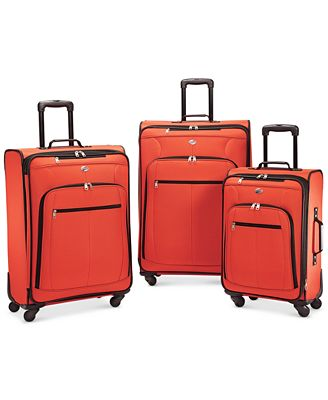 American Tourister POP Plus 3 Piece Spinner Set