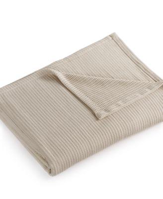 Luxury Ringspun 100% Cotton Full/Queen Blanket