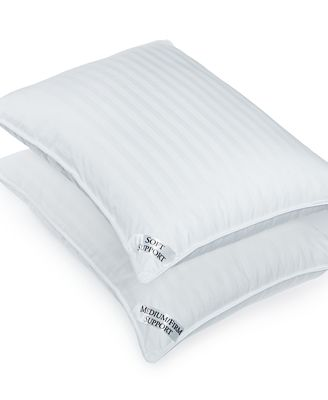 CLOSEOUT! Charter Club Sleep Cloud Down Alternative Density Pillows, Hypoallergenic, Only at Macy's