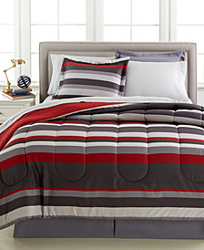 Austin 6-Pc. Reversible Twin XL Bedding Ensemble